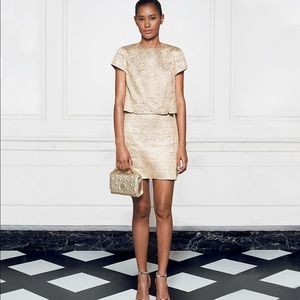 Tory Burch Brielle Brocade dress